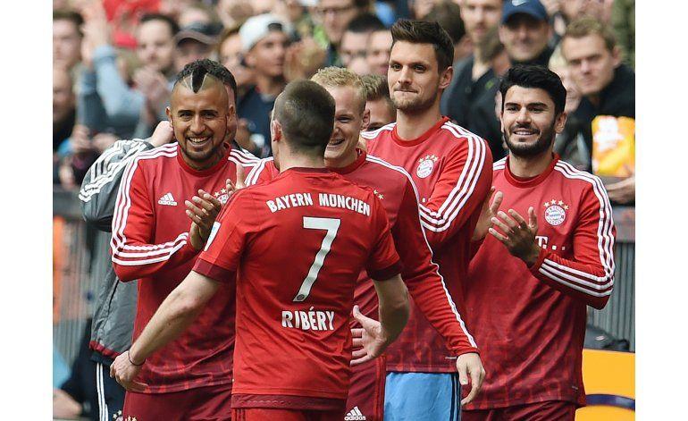 Campeones: Bayern busca su quinta semifinal seguida