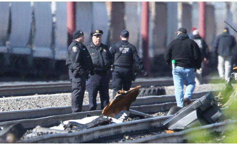 Amtrak trabaja normalmente un día después de accidente letal