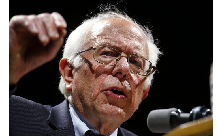 Sanders condena posible deportación de menor hondureño
