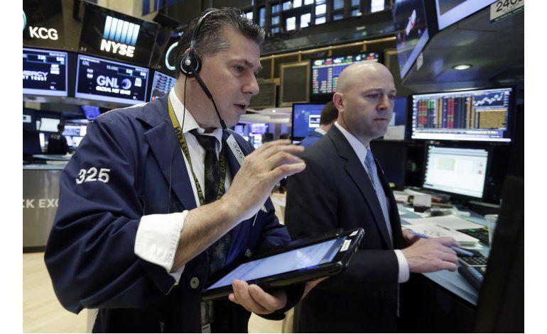 Wall Street cierra con baja marginal en sesión tranquila