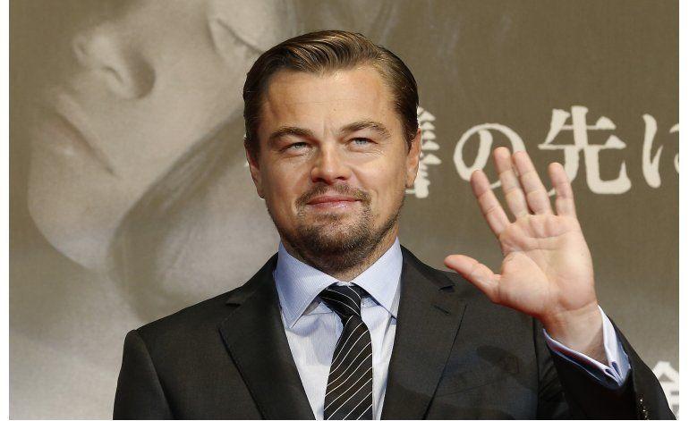 Ministra indonesia: DiCaprio no tenía suficiente información