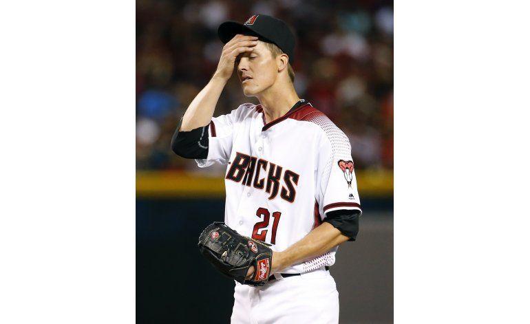 Story hace historia en MLB, mala noche de Greinke en Arizona