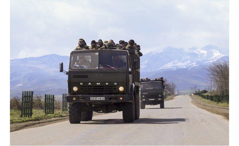 Pese a la tregua, tensa relación entre Azerbaiyán y Armenia