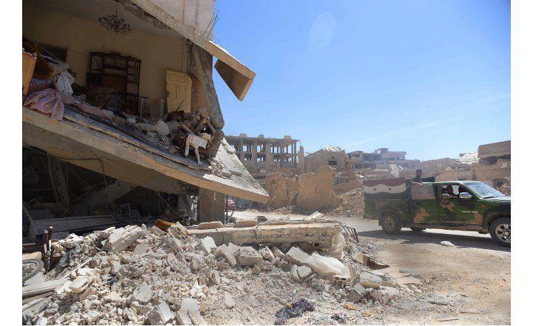 LO ULTIMO: Insurgentes sirios tiran avión, según activistas