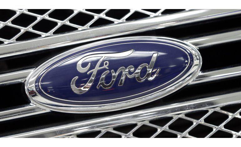 Ford construirá fábrica de autos pequeños en México