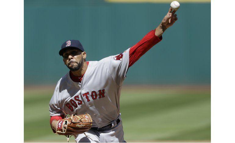 Ortiz pega jonrón y Price gana en su debut con Boston