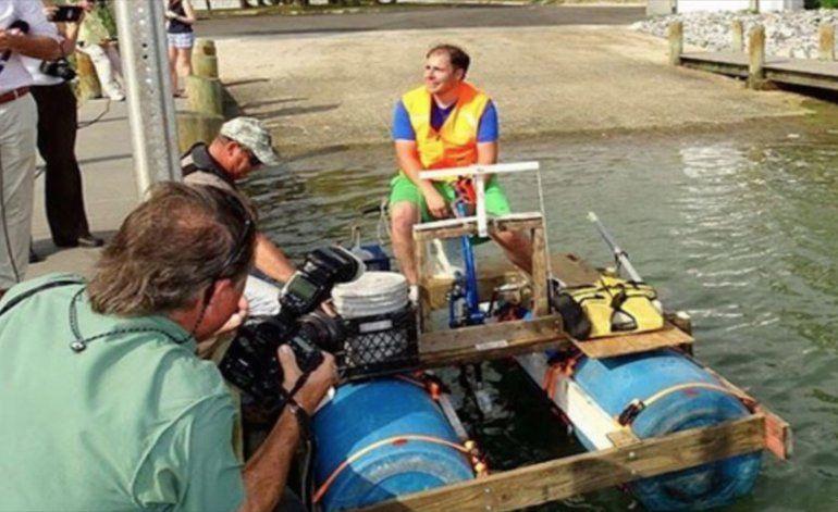 Alcalde floridano está listo para regresar en balsa desde Cuba