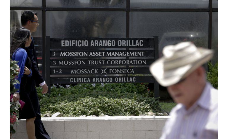 Bufete panameño en centro de escándalo denuncia piratería