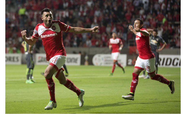 Libertadores: Toluca, invicto, avanza a segunda ronda