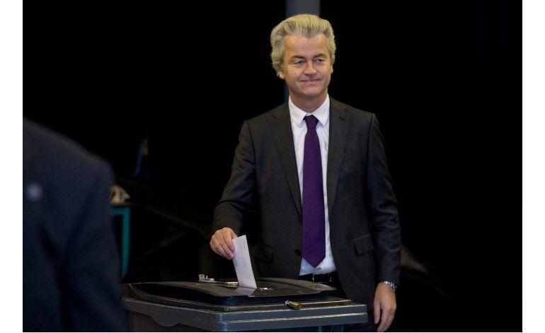 Holanda vota en un referendo sobre el acuerdo UE-Ucrania