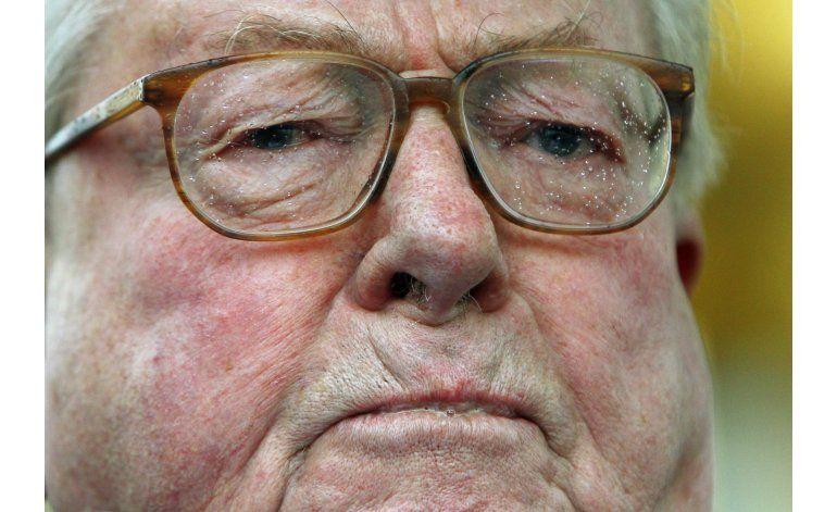 Francia condena a Le Pen por negar el Holocausto