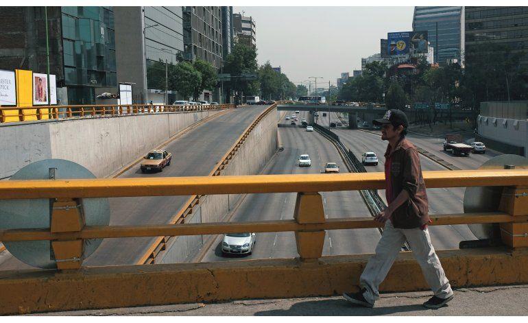 Ciudad de México: Alerta ambiental satura metro y autobuses