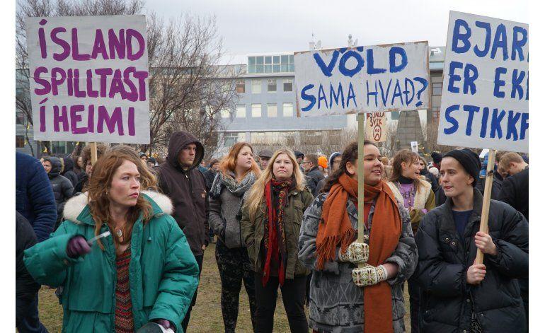 Islandia: Planean más protestas por Papeles Panamá