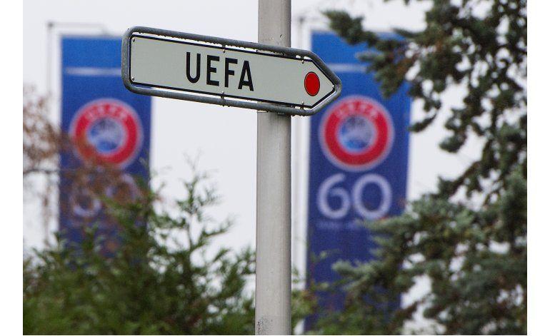 Allanan sede de la UEFA en relación con los Panamá Papers