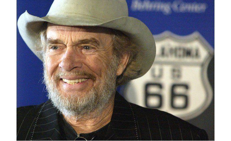 Muere el astro del country Merle Haggard