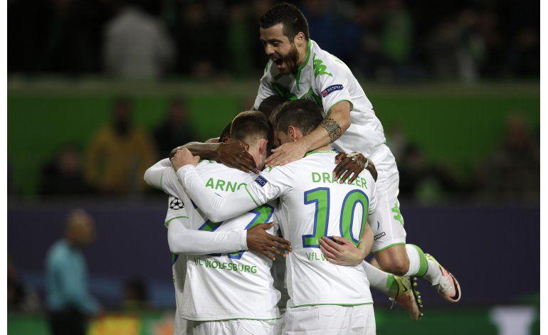 Real Madrid cae 2-0 en visita a Wolfsburgo