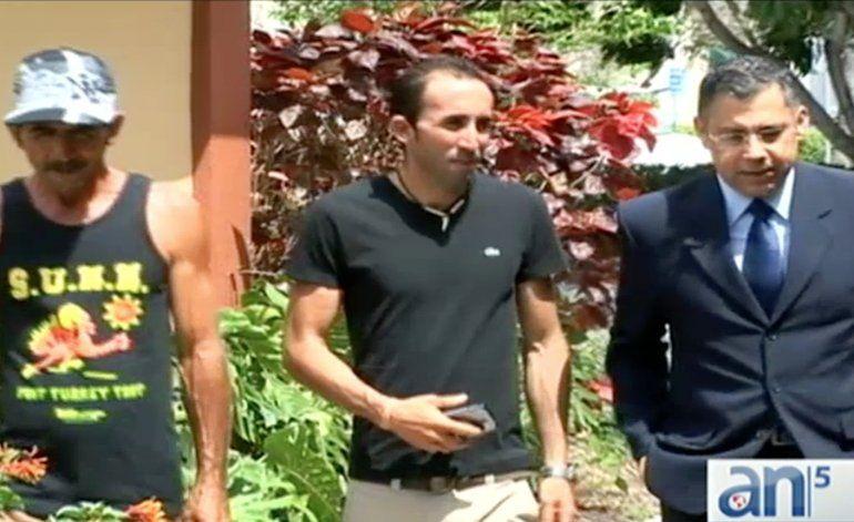 Hablan con América Noticias los balseros que grabaron su llegada a los Cayos de la Florida