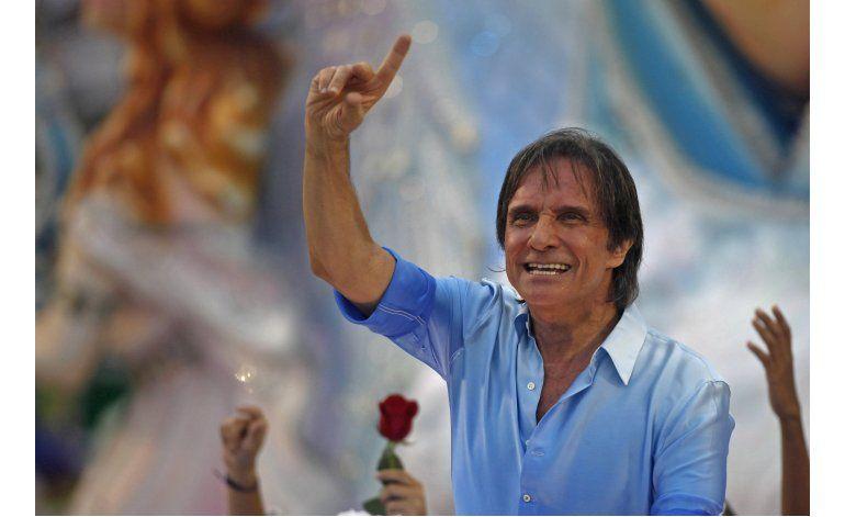 Roberto Carlos figura en los Papeles de Panamá