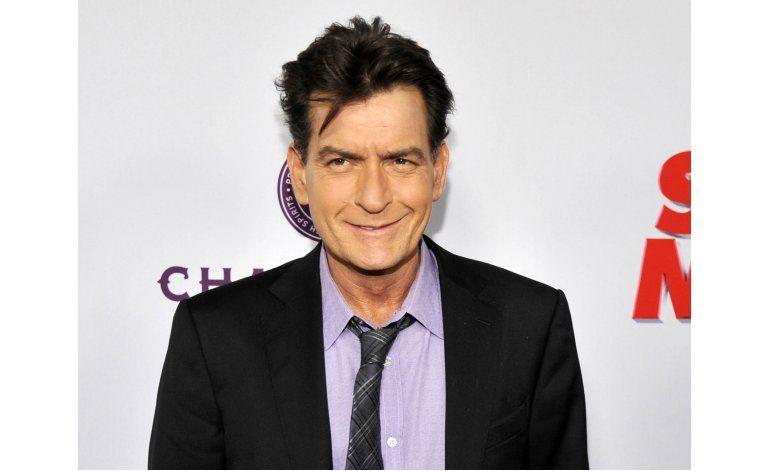 La policía de Los Ángeles investiga a Charlie Sheen