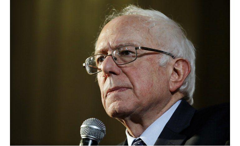 Sanders le ganaría a Trump según recientes encuestas