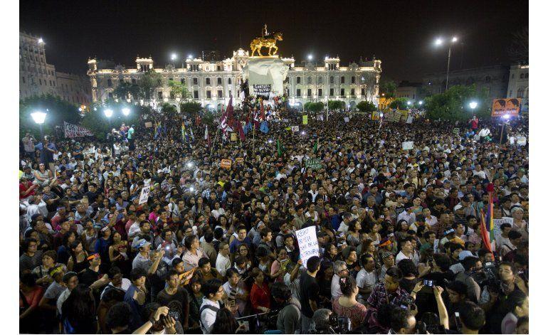 Keiko Fujimori, fuertes pasiones a favor... y en contra