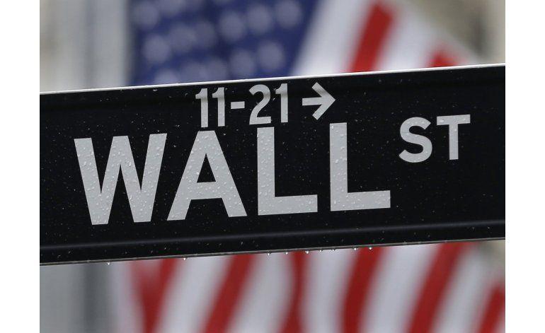 Wall Street registra su mayor pérdida en seis semanas