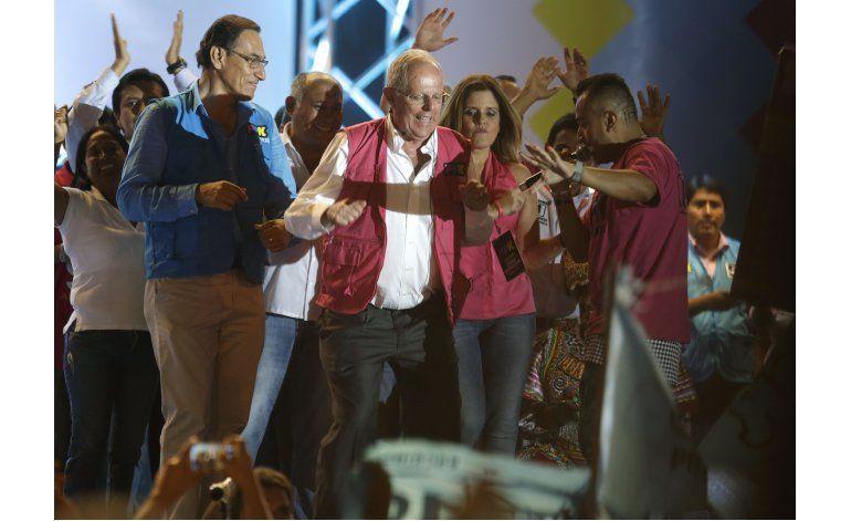 Candidatos presidenciales cierran campaña en Perú