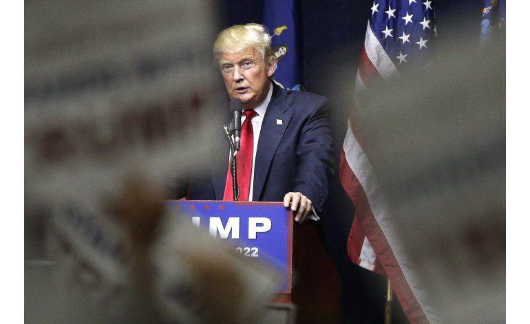 Donald Trump a una centena de delegados para convertirse en el candidato republicano