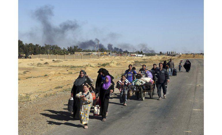 Tácticas complican batalla por la ciudad iraquí de Hit