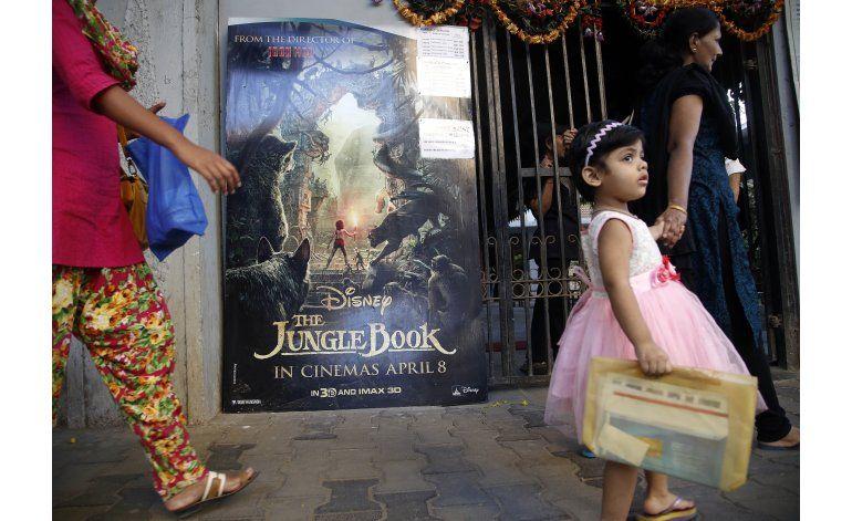 Clasificación a El libro de la selva es criticada en India