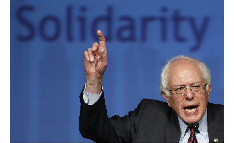 LO ULTIMO: Sanders no impugnará primarias en Arizona