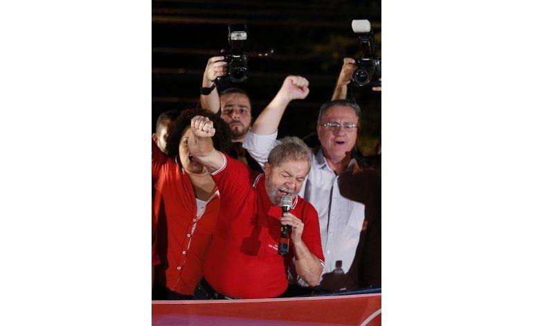 Fiscal General dice que Lula no debería ser jefe de gabinete