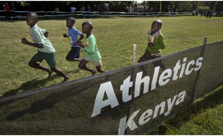 IAAF rechaza apelación de jefe federación de Kenia
