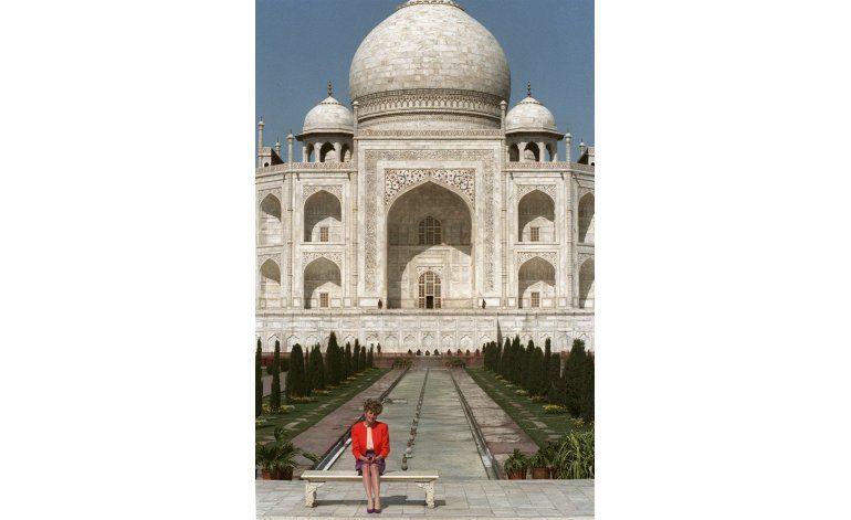India espera a los duques de Cambridge