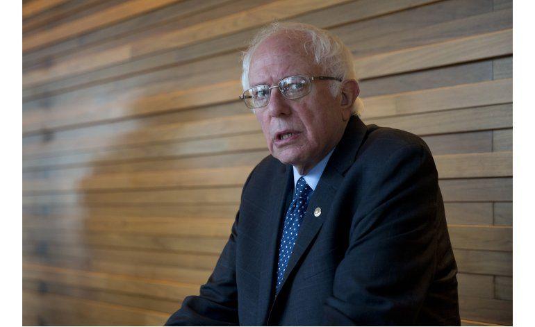 Sanders asistirá a conferencia ambiental en el Vaticano
