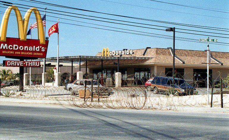 McDonalds ve más cerca el momento de aterrizar en Cuba