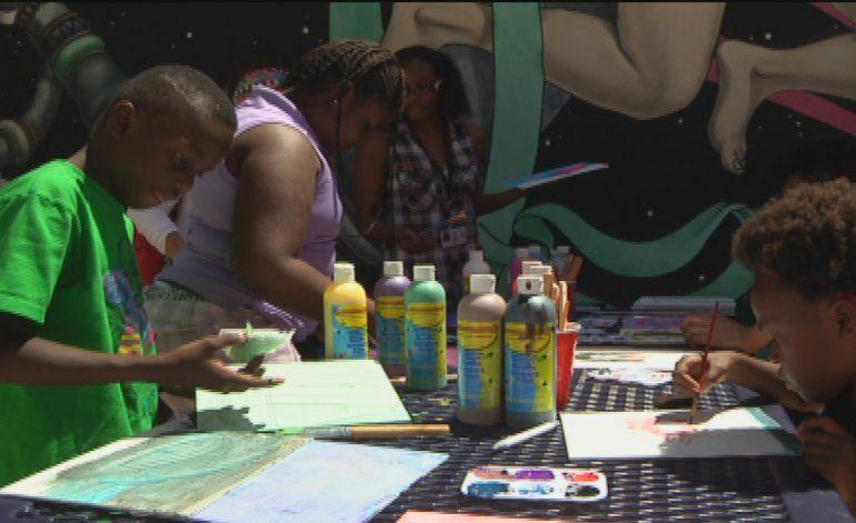 Organización The Childrens  Trust organiza bonito evento para niños  que viven en centros de acogida