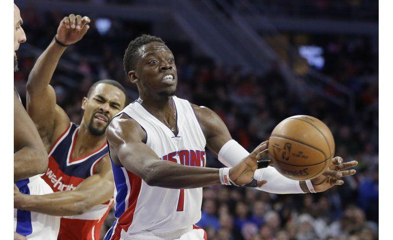 Pistons aseguran su pasaje a los playoffs