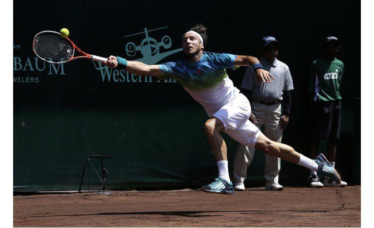 Mónaco y López avanzan a semifinales en Houston