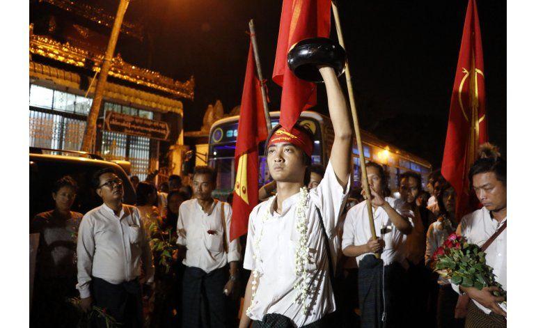 Mianmar: Nuevo gobierno inicia liberación de reos políticos