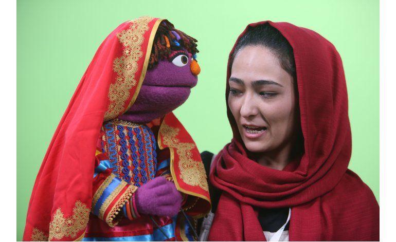 El Plaza Sésamo afgano tiene una nueva componente: Zari