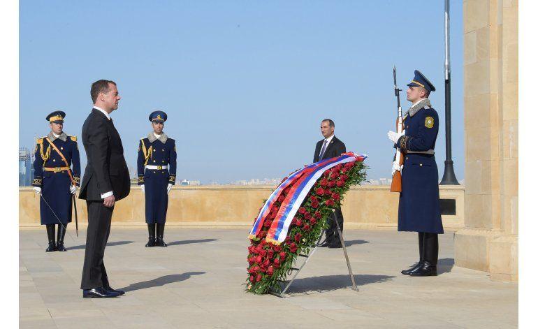 Rusia defiende la venta de armas a Armenia y Azerbaiyán
