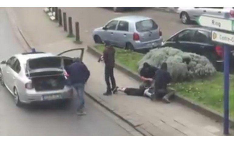 Capturan en Bélgica al huidizo hombre del sombrero