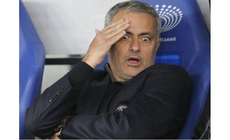 Mourinho rechaza oferta para dirigir a Siria