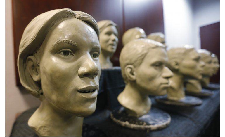 Esperan que modelos faciales resuelvan misterios en Virginia