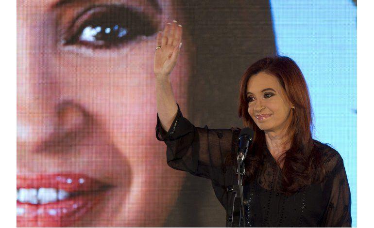 Piden investigar a Cristina Fernández en caso de lavado