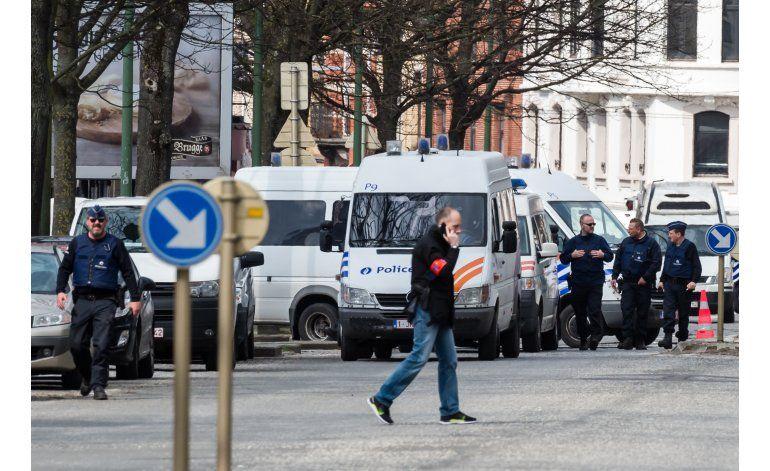 Agresores de Bruselas planeaban segundo ataque en Francia