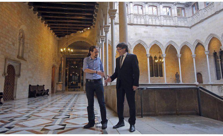 Partido socialista español considera posible una coalición