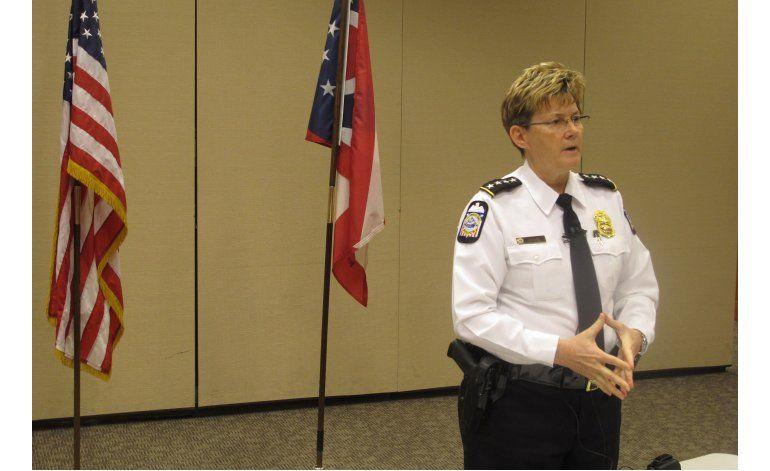 Policía en condición crítica tras tiroteo en Ohio