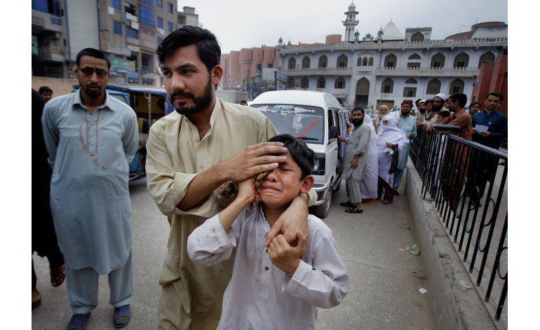 Pakistán eleva a 5 la cifra de muertos por terremoto